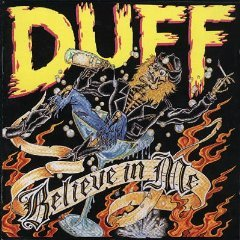 duff mckagan - believe in me CD 1993 geffen used mint