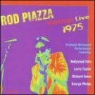 rod piazza - vintage live 1975 CD 1998 tone-cool used mint