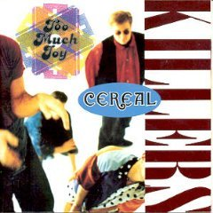 too much joy - cereal killer CD 1991 giant warner used mint