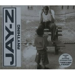 jay-z - anything CD single 1999 roc-a-fella def jam 4 tracks made in australia used mint