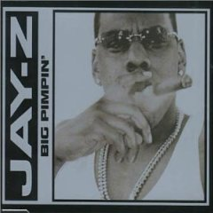 jay-z - big pimpin' CD single 2000 def jam polygram 4 tracks used mint