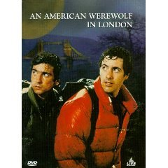 an american werewolf in london DVD 1981 Live Entertainment used very good