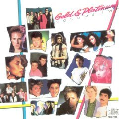 gold & platinum volume two - various artists CD 1986 CBS realm records 14 tracks used mint