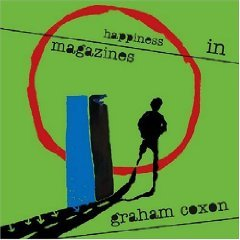 graham coxon - happiness in magazines CD 2004 astralwerks used mint barcode punched
