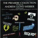 best of andrew lloyd webber the premiere collection CD 1988 polydor MCA used mint