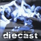 diecast - undo the wicked Cd ep 1999 samson records 6 tracks used mint