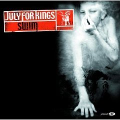 july for kings - swim CD 2002 MCA used mint barcode punched