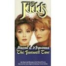 the judds - naomi & wynonna the farewell tour VHS 1993 MPI home video used mint