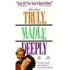 truly madly deeply VHS 1994 touchstone 107 minutes used