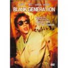 blank generation starring carole bouquet and richard hell DVD 2000 anchor bay used mint