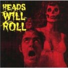heads will roll - various artists CD 1999 sonic tone 28 tracks used mint