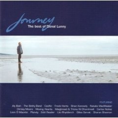 journey - best of donal lunny CD 2-discs 2001 grapevine irl import new