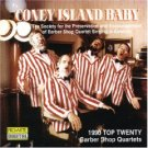 coney island baby - 1990 top twenty barber shop quartets CD 1990 intersound proarte mint