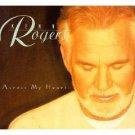 kenny rogers - across my heart HDCD 1997 magnatone word BMG Direct new
