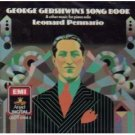 george gershwin's song book & other music for piano solo - leonard pennario CD 1986 angel EMI