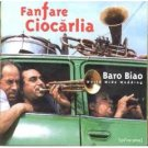 fanfare ciocarlia - baro biao world wide wedding CD 2000 piranha used mint