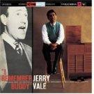 jerry vale - i remember jerry buddy vale CD 2000 sony new