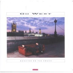 go west - dancing on the couch CD 1987 chrysalis used mint