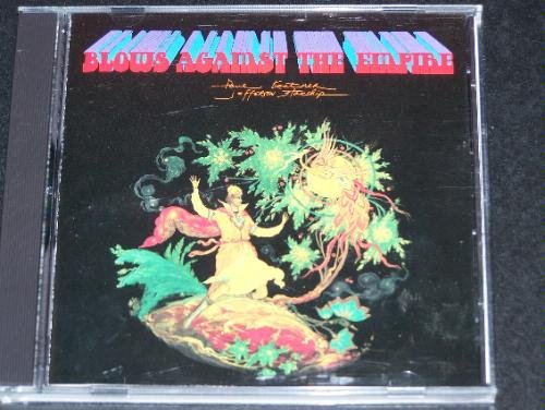 jefferson starship - blows against the empire CD 1770 RCA 10 tracks used mint