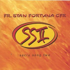FR. stan fortuna CFR - sacro song two CD 2002 francesco productions 12 tracks used mint