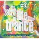 the secret life of trance - an exploration into the realm of trance CD 1993 planet earth mint