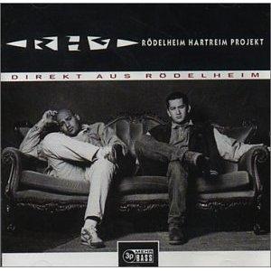Roedelheim Hartreim Project - Direkt Aus Roedelheim CD 1994 MCA used near mint