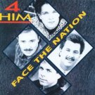4 him - face the nation CD 1991 benson used mint