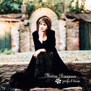 maire brennan - perfect time CD 1998 word BMG Direct used mint