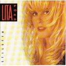 lita ford - stilletto CD 1990 rca used mint