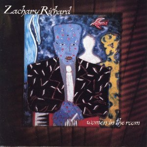 zachary richard - women in the room CD 199- A&M used mint