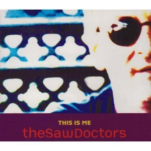 saw doctors - this is me CD single 3 tracks sham town made in england used mint