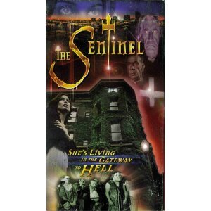 sentinel - Cristina Raines Ava Gardner Chris Sarandon John Carradine VHS 1999 goodtimes mint