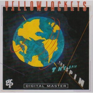 yellow jackets - the spin CD 1989 MCA 9 tracks used mint