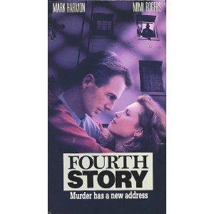 fourth story starring mark harmon & mimi rogers VHS 1991 media home fox cbs used very good