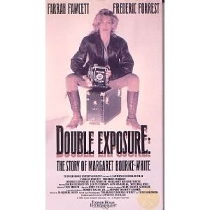 double exposure starring farrah fawcett & frederic forrest VHS 1989 TNT used very good
