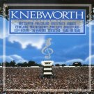 knebworth the album - various artists CD 2-discs 1990 silver clef polygram used mint