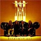 D.A.D. - riskin' it all CD 1992 warner used mint
