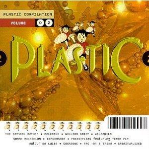 plastic compilation volume 2 - various artists CD 1998 nettwerk used mint