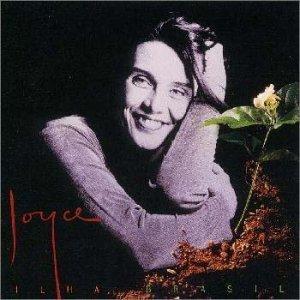joyce ilha - brasil CD EMI world pacific used mint