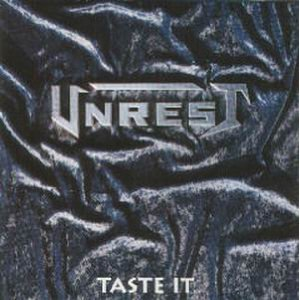 unrest - taste it CD 1992 inline music 9 tracks used mint