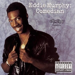 eddie murphy - comedian CD 1983 sony used mint