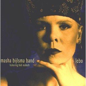 masha bijlsma - lebo CD 1996 alex merck jazzline used mint