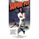 super fly - Ron O'Neal Carl Lee Sheila Frazier Julius Harris VHS 1998 goodtimes 93 mins used