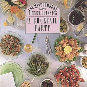 CBS masterworks dinner classics - a cocktail party CD 1990 CBS used mint