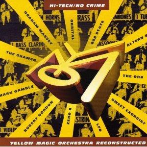 hi-tech / no crime CD 1992 alfa records brand new