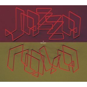 jazzanova - in between CD 2002 rope a dope used mint
