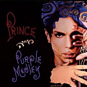 prince - purple medley CD single 1995 warner 3 tracks used mint