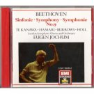beethoven symphony no. 9 - eugen jochum & london symphony chorus and orch CD 1987 EMI used mint