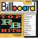 billboard top R&B hits 1968 - various artists CD 1989 rhino used mint