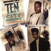 ten city - state of mind CD 1990 atlantic used mint